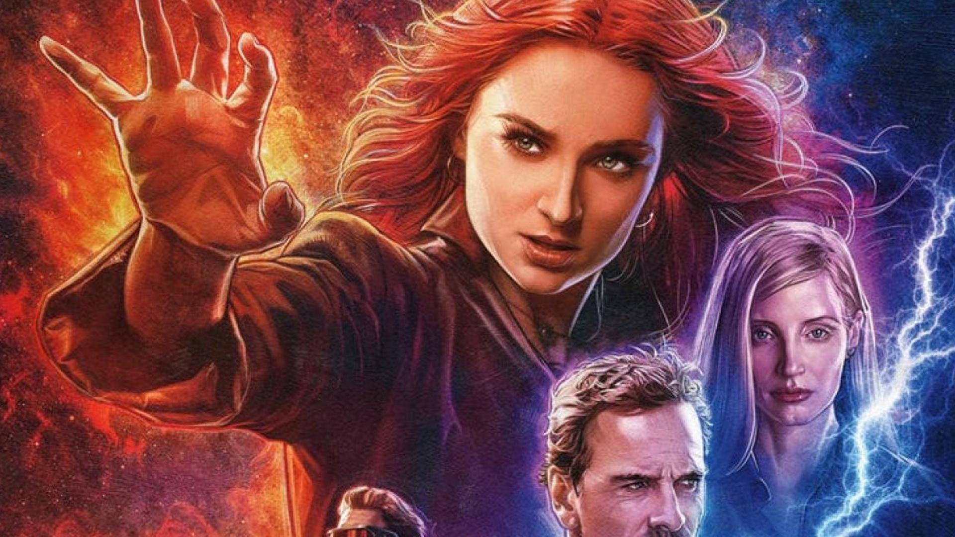 X-Men: Dark Phoenix Poster SNIP