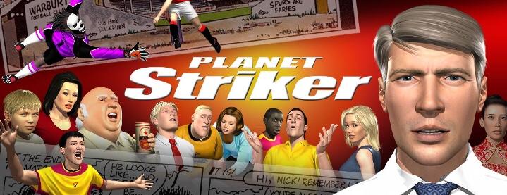 Striker Promotional Banner