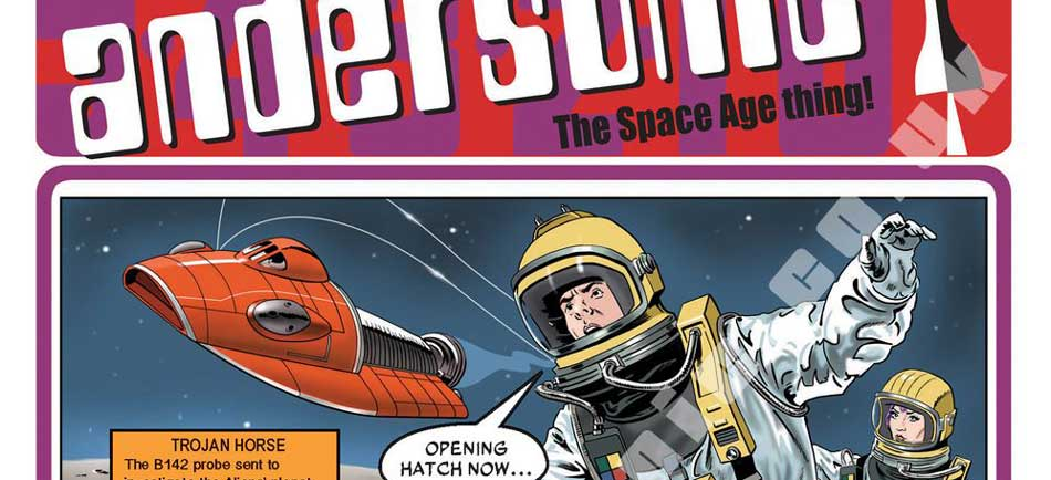 Andersonic Issue 25 Promotional Image SNIP