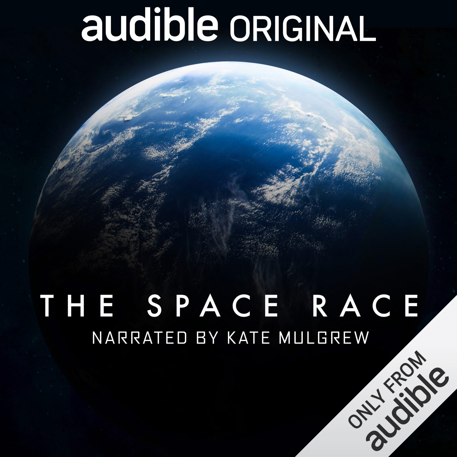 Audible - The Space Race