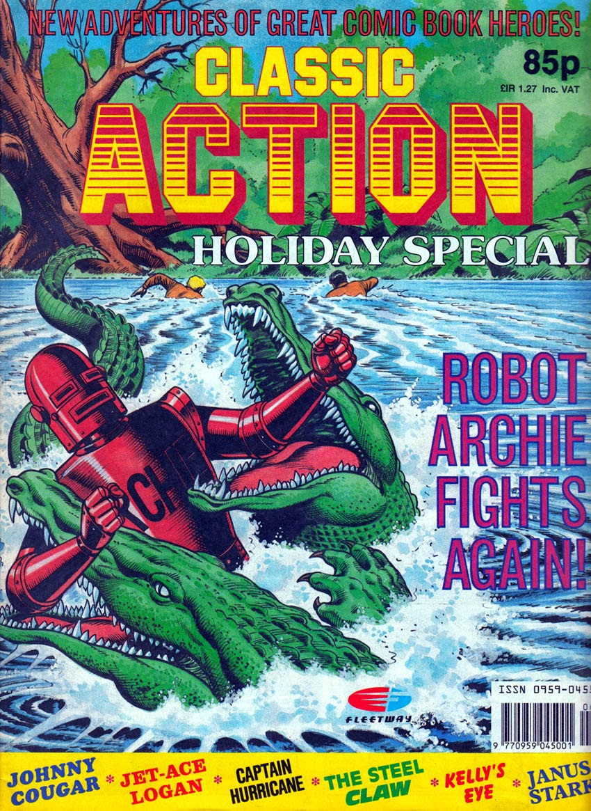 1990 Classic Action Holiday Special