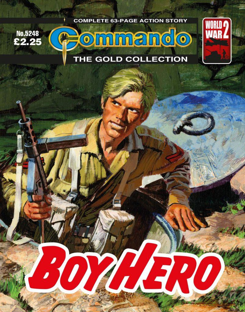 Commando 5248: Gold Collection - Boy Hero