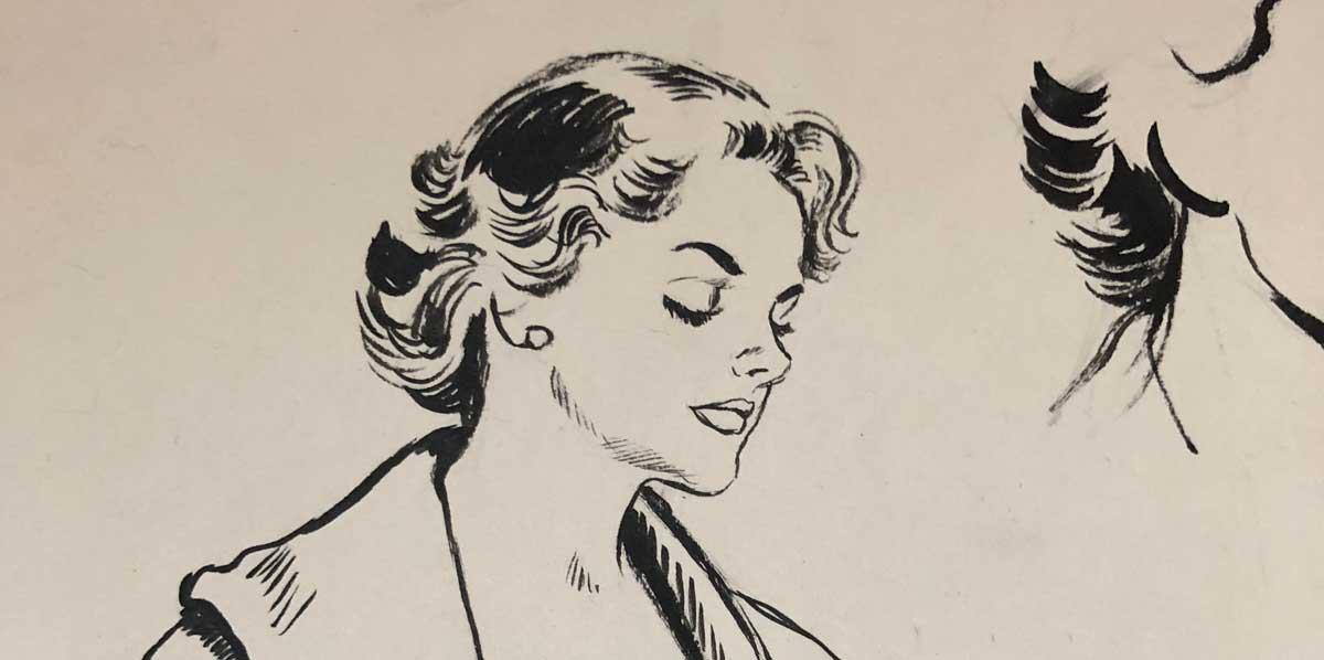 John Armstrong Life Study (1940s) SNIP