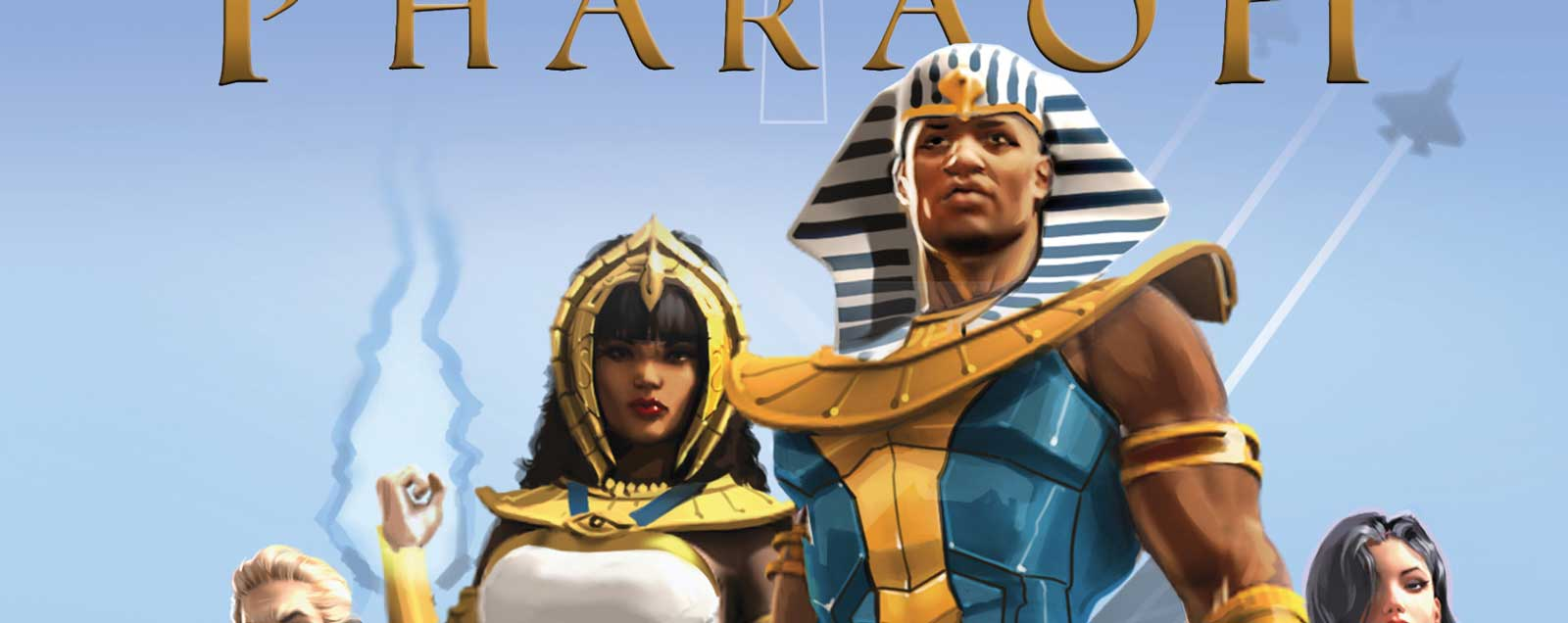 Spirit of the Pharaoh cover SNIP
