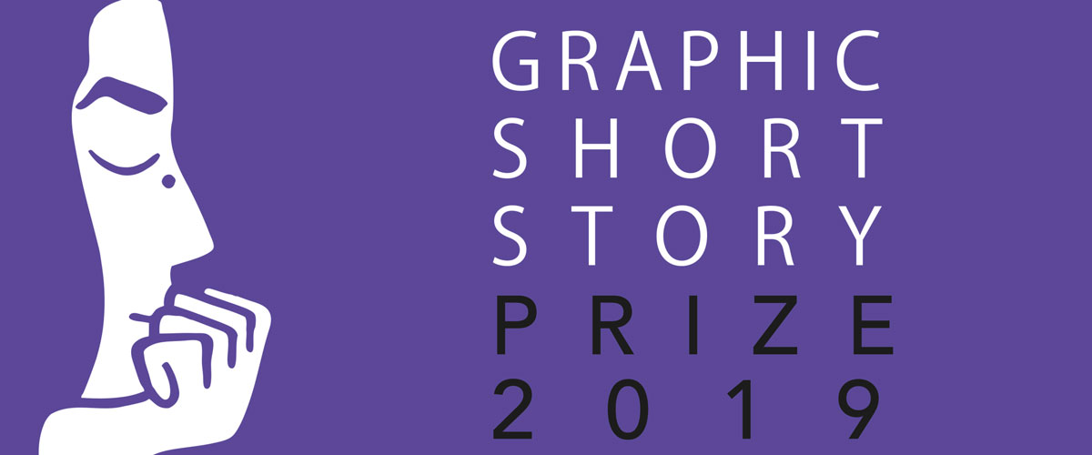 Jonathan Cape/Observer/Comica Graphic short story prize 2019 SNIP