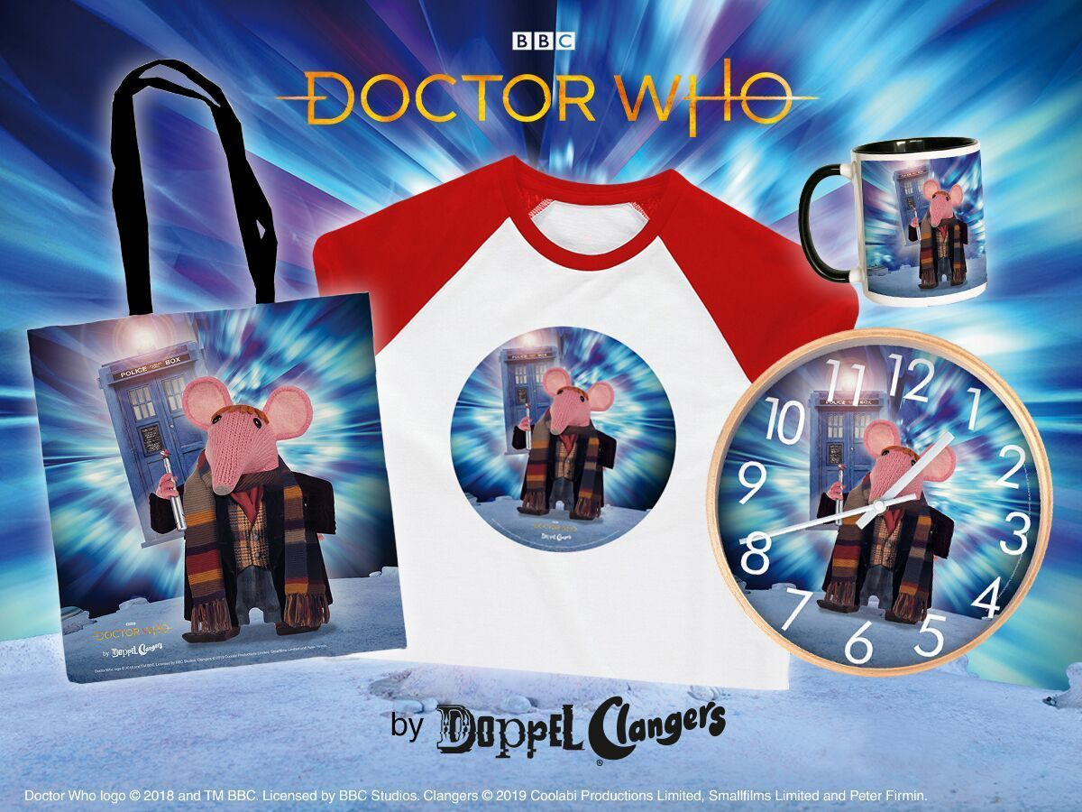 DoppelClangers - Doctor Who