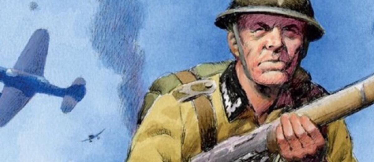 Commando Issue 5261 Invasion: Poland SNIP