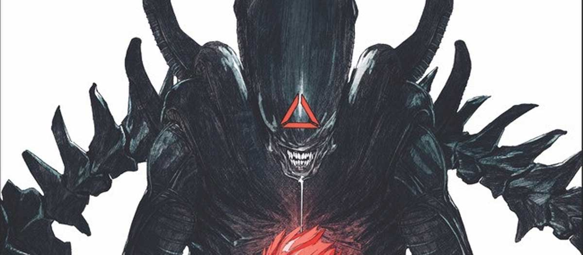 Alien vs. Predator: Thicker Than Blood #1 SNIP