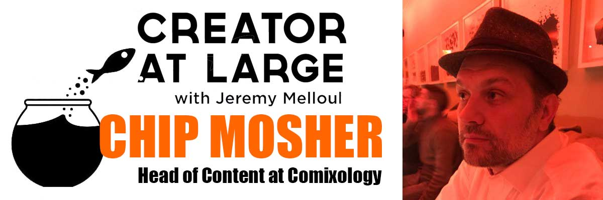 Chip Mosher - ComiXology Walk & Talk