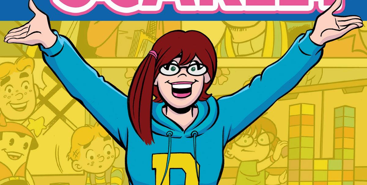 Kindness Works - Scarlet (Archie Comics) SNIP