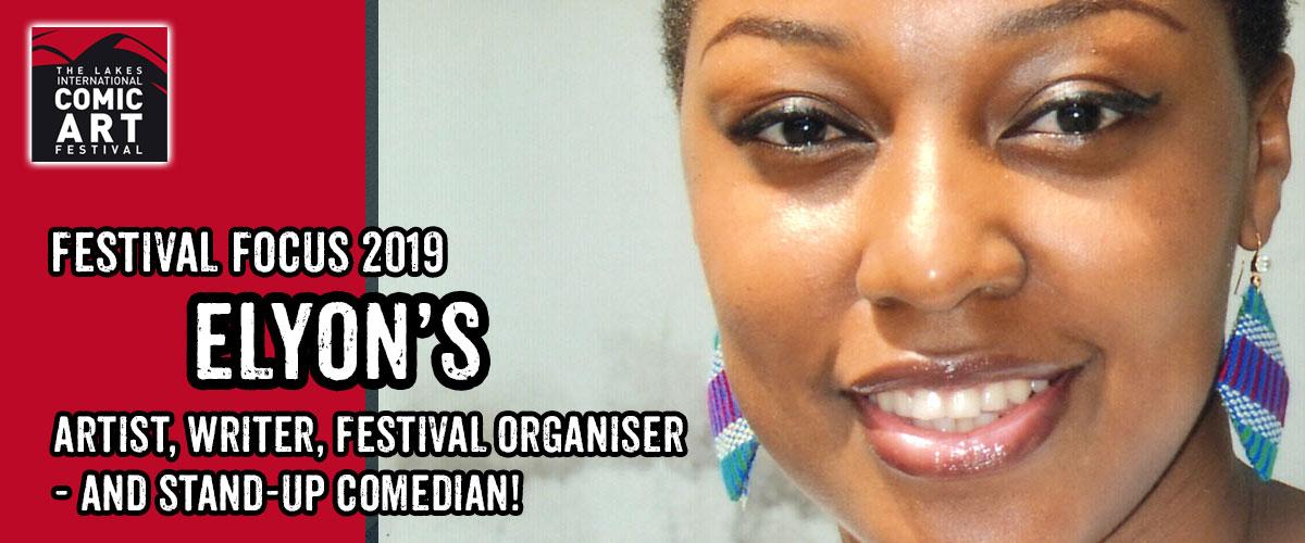 Lakes Festival Focus 2019: Elyon's