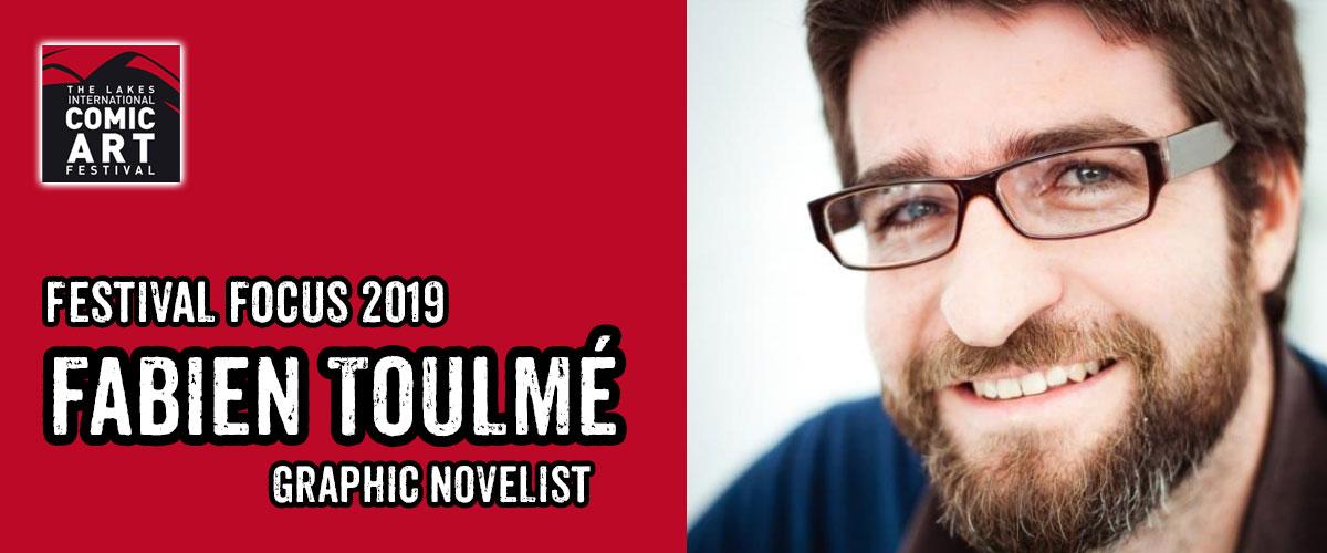 Lakes Festival Focus 2019: Graphic Novelist Fabien Toulmé