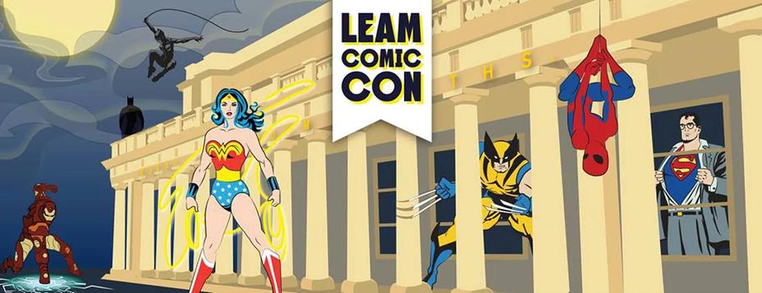 Leamington Comic Con 2019