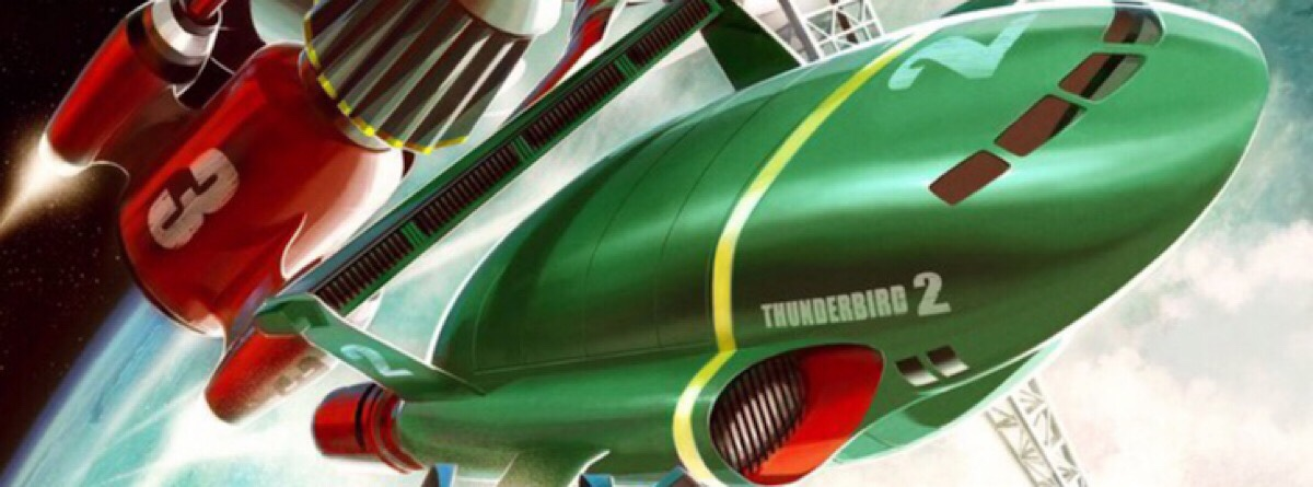 Thunderbirds by Jake Lynch SNIP