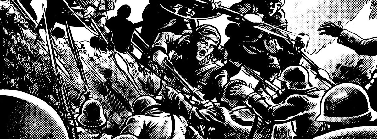 Great War Dundee Comic - Ragtime Soldier