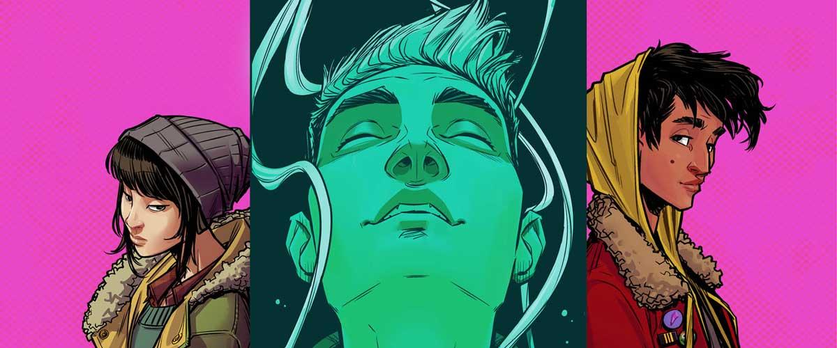 Alienated #1 - Main Cover by Chris Wildgoose SNIP