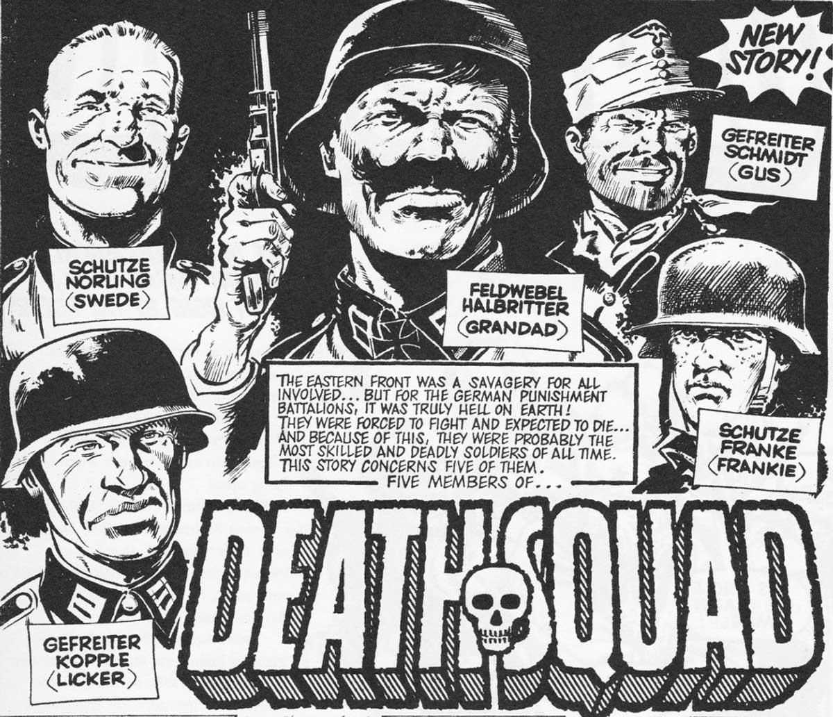 Death Squad SNIP