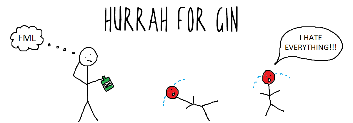 Hurrah for Gin by Katie Kirby