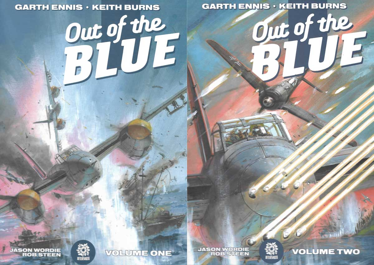 Out of the Blue Volumes 1 & 2