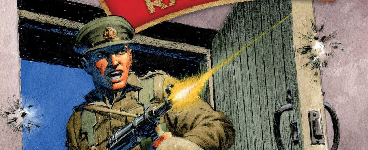 Ramsey's Raiders Graphic Novel – Volume 2 SNIP