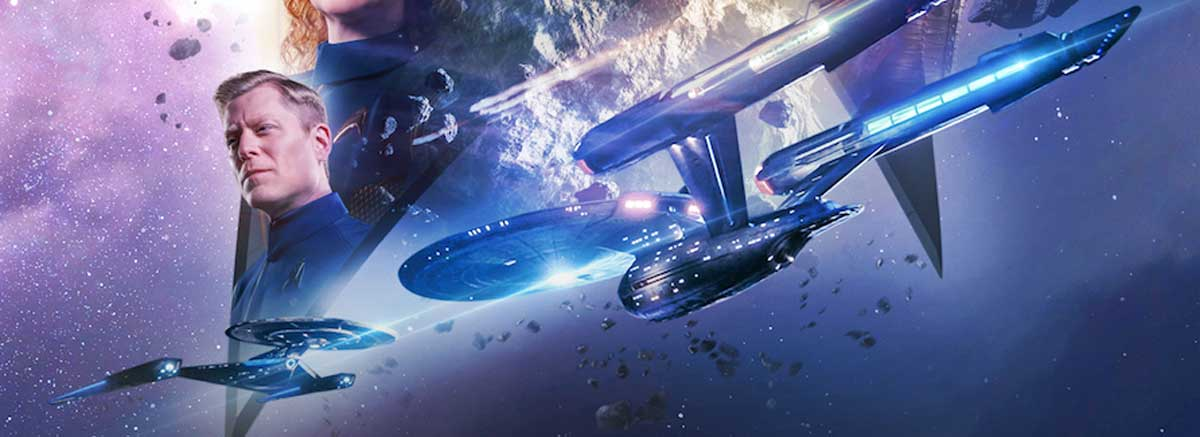 Star Trek: Discovery Season Two Blu-Ray and DVD SNIP