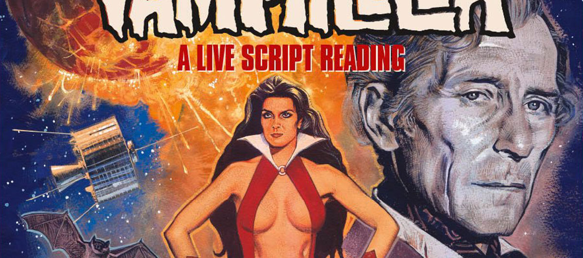 Vampirella Script Reading - 2019 SNIP