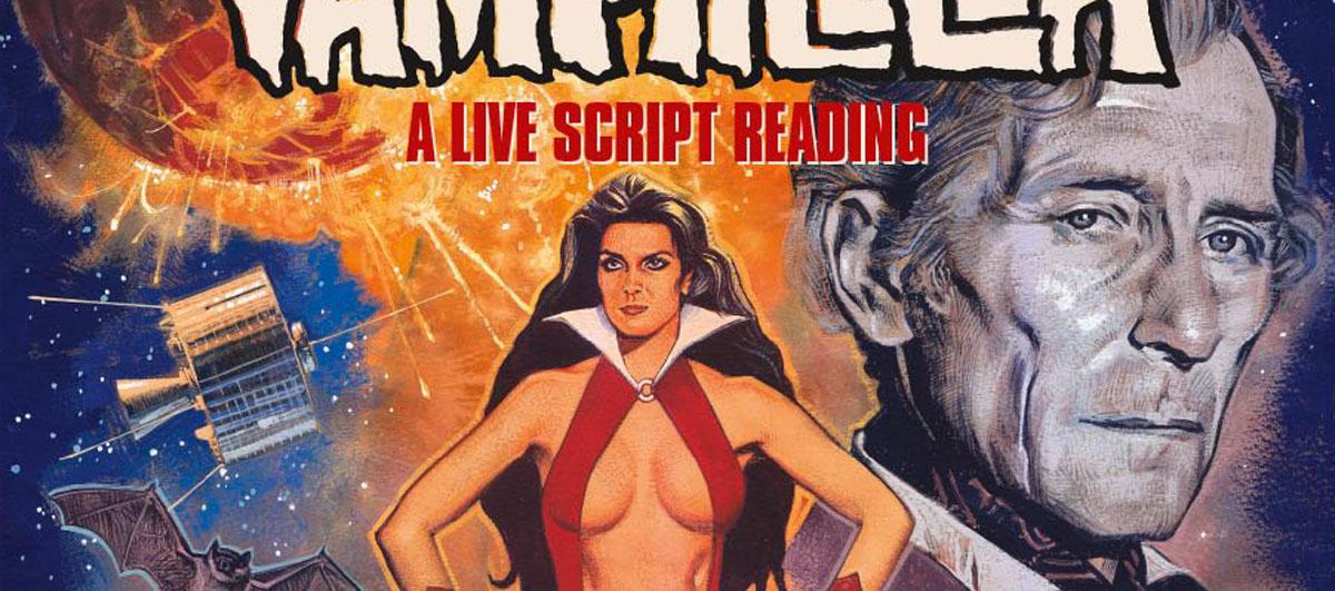 Vampirella Script Reading - 2019 SNIP