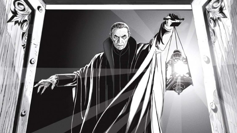 Bram Stoker's Dracula starring Bela Lugosi SNIP