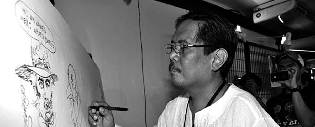 "In Memoriam: Comic Artist, Writer and Publisher Gerry ""Komikero"" Alanguilan"