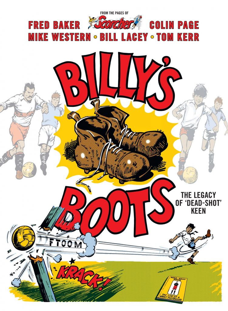 Billy's Boots - Final Cover
