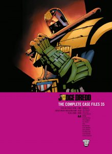 Judge Dredd: The Complete Case Files #35
