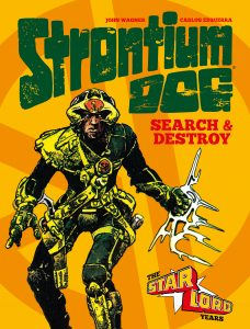 Strontium Dog: Search & Destroy