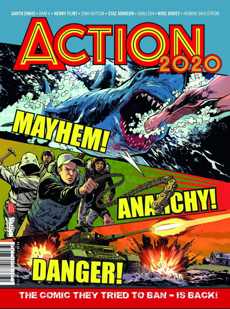 Action 2020 Special - Final Cover