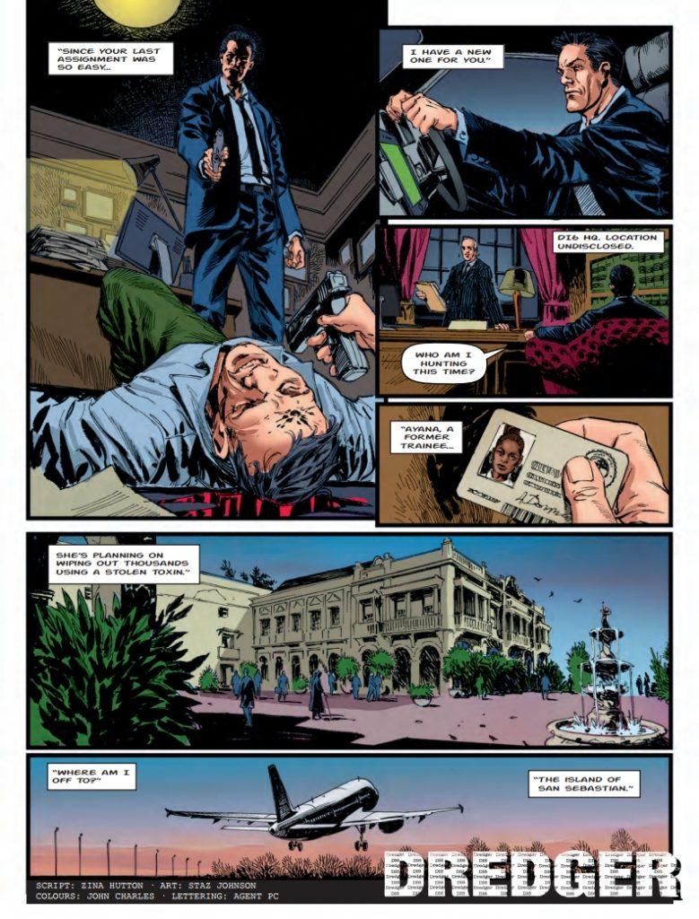 Action 2020 Special - Dredger