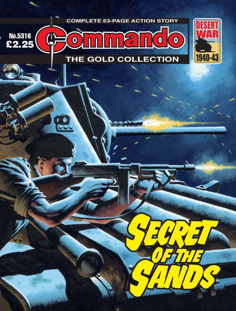Commando 5316: Gold Collection - Secret of the Sands