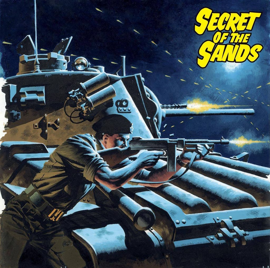 Commando 5316: Gold Collection - Secret of the Sands Full Cover