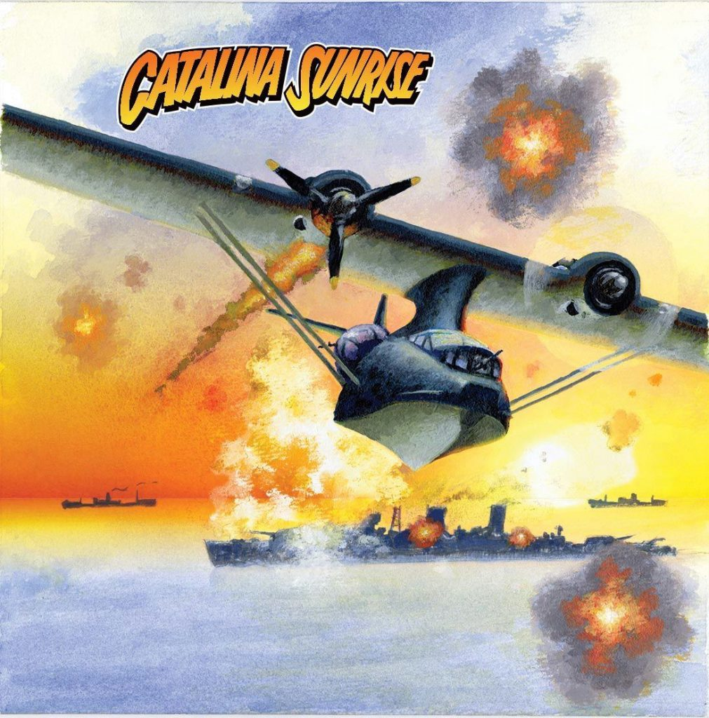 Commando 5317: Action and Adventure - Catalina Sunrise Full Cover