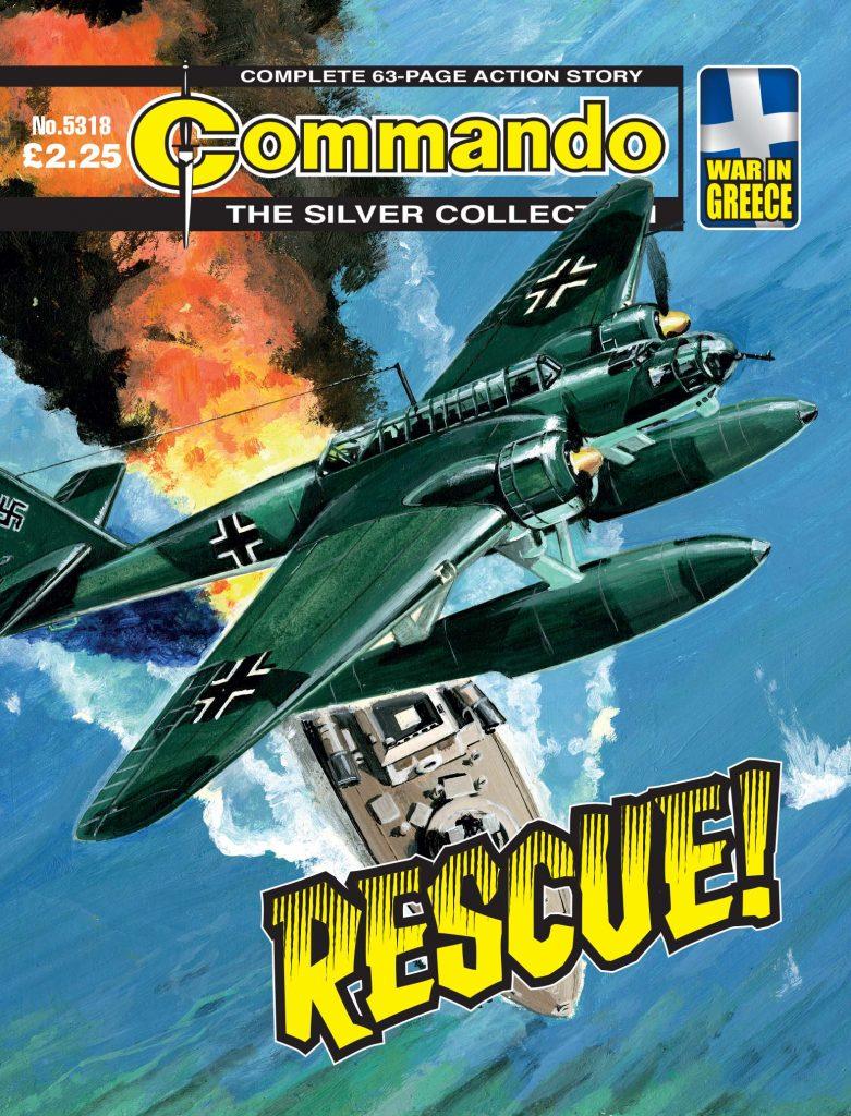 Commando 5318: Silver Collection - Rescue!