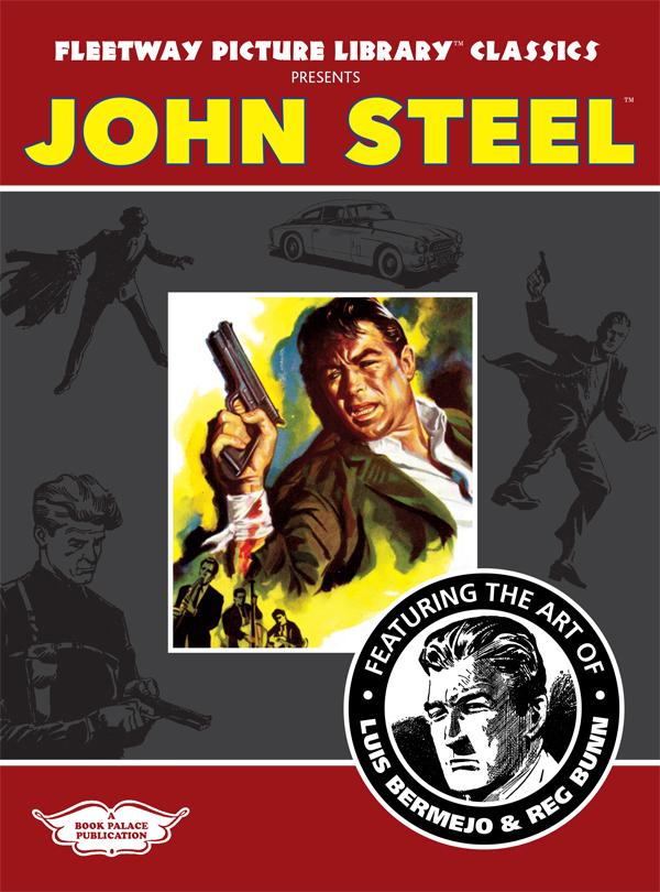 Fleetway Picture Library Classics - John Steel