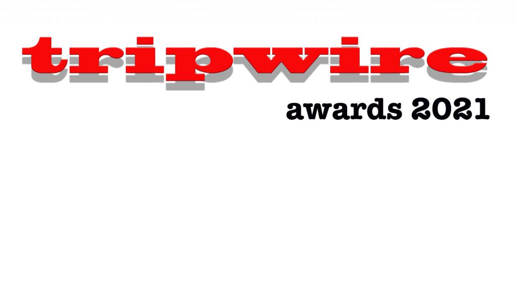 Tripwire Awards Winner 2021